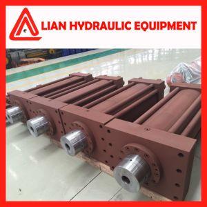 水保護のプロジェクトのための高圧油圧プランジャシリンダー