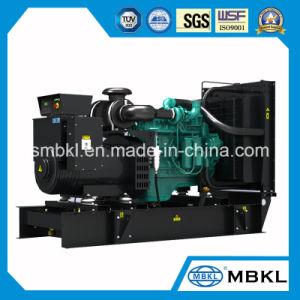 gruppo elettrogeno diesel di prezzi competitivi di 200kw/250kVA Cummins con un modulo dei certificati