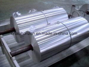 Fleuret épaisseur 10 microns de rouleau de papier aluminium Jumbo