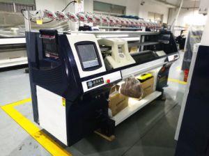 8g /10g Drie Systeem Geautomatiseerde Vlakke Breiende Machine (bijl-188S)