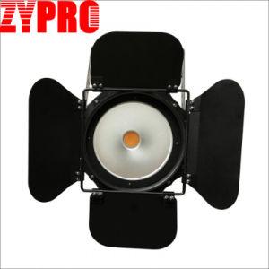 350W LED blanco cálido COB PAR