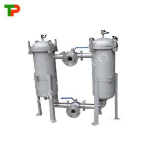 Filtro a sacco del duplex dell'acciaio inossidabile per il trattamento delle acque