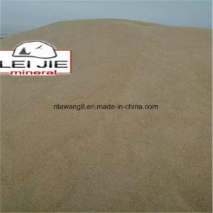 Amende sable coloré pour la décoration architecturale et construction