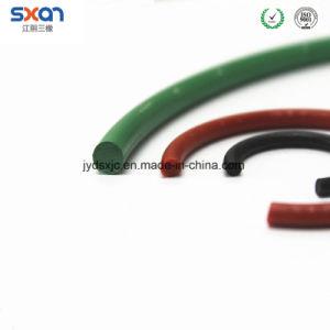De kleurrijke Zachte Elastische O-ring van het Silicone van Sil Vmq Rubber