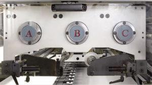 سرعة عامّة [دي-كتّينغ] آلة رقيقة معدنيّة يختم و [دي كتّينغ مشن]