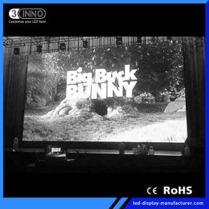 P2.98mm de haute précision l'écran LED RVB pour la publicité à l'intérieur