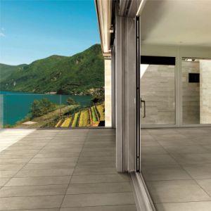 新しいイタリアデザインセメントの一見のフロアーリングおよび壁のタイル(CLT601)