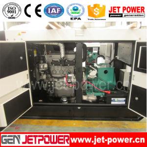 generatore elettrico del generatore silenzioso diesel portatile 20kw con il rimorchio