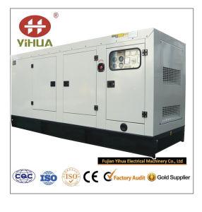 Populairste Stille Luifel met Reeks van de Generator van Ricardo de Diesel 160kw/200kVA