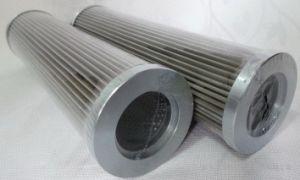 Mikron-Metallfaser geglaubter faltender Filtereinsatz