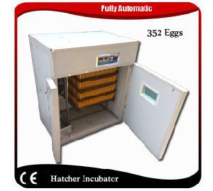 Небольшие мальков инкубатор для куриных яиц новой конструкции машины Bz-352
