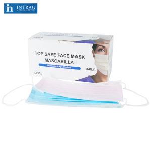 Earloop 3ply хирургических маску для лица
