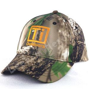Camouflage Sport Bordados Tampa de caça