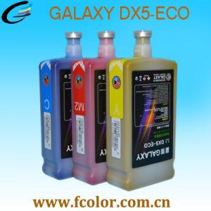 Dx5 Dx7の溶媒プリンターのための品質ギャラクシーEcoの支払能力があるインク