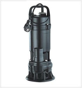 高品質の鋳鉄の電気浸水許容の下水の水ポンプ(WQD10-12)