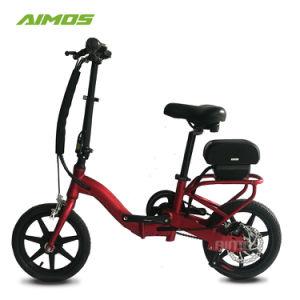 Baratos de bolsillo Aimos Mini Electric eléctrico con Ebike12 pulgadas neumático