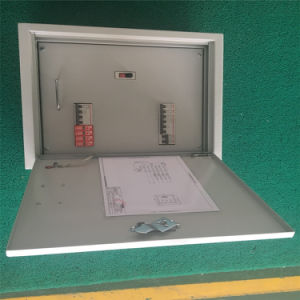 Casella di distribuzione elettrica impermeabile di modello del Governo di bassa tensione Xh-20