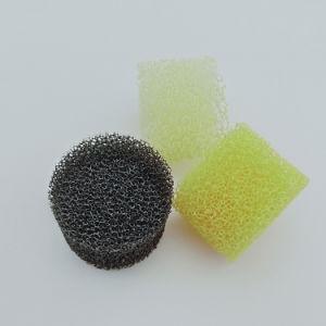 Personalizzare la spugna di ceramica del filtro dalla gomma piuma del poliuretano per la fonderia del metallo
