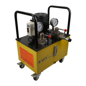 액압 실린더를 위한 70의 MPa 전기 유압 펌프