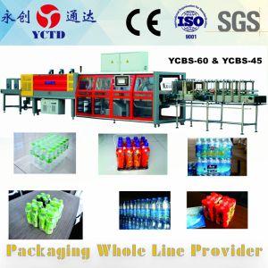 Thermische het krimpen YCTD filmmachine voor grapefruitjus d'orange, soorten drank met Ce- certificaat