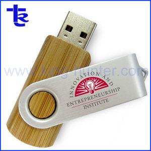 Деревянные памяти диска для компании подарок