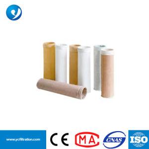 길쌈된 섬유유리 먼지 여과 백 시멘트 필터 직물