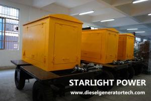 Deutz 550 Kw/de groupe électrogène diesel moteur diesel/ce/ISO Générateur silencieux de remorque