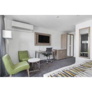 Foshan-Hersteller-moderne Hotel-Schlafzimmer-Möbel mit Fernsehapparat-Standplatz