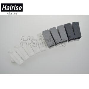 Couleur blanc Hairise convoyeur à chaîne en plastique Har-2350vt