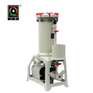 Acido diretto ed alcali di alta precisione della fabbrica cinese che placcano il filtro a pressione liquido chimico