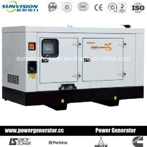 Дизельный генератор с прицепом Drivein, двигатель Yanmar (EPA)