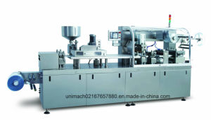 De aluminio de alta velocidad-PVC/Alu-Alu Blister empaquetadora (DPP-260H2)