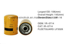 Caterillar 2p4004를 위한 본래 질 기름 필터