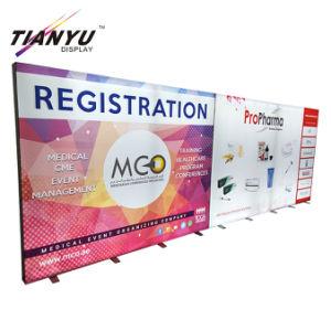 LED de la publicité Frameless tissu Tianyu affiche
