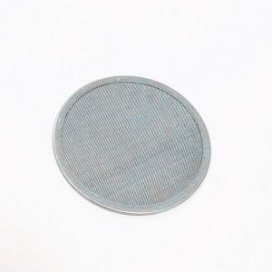 De Draad van het roestvrij staal om de Filter van het Scherm