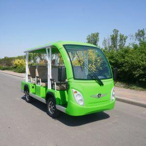 8 Lugares Abrir Eléctrico Autocarro Turístico