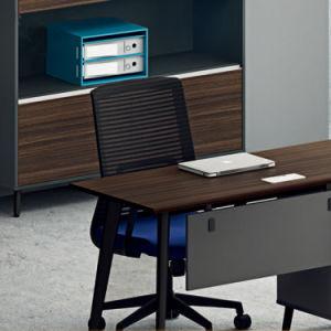 ファイルキャビネット(LD-D0912)が付いている新しいデザイン昇進のオフィス・コンピュータの机
