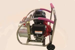 Пожаротушение гидравлического двигателя насоса