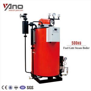 100kgガス燃焼の蒸気発電機の環境保護、0.1トンのガスの蒸気発電機