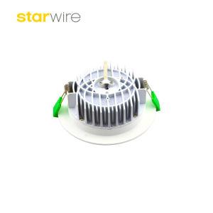 LED dell'interno bianco caldo Downlight SMD