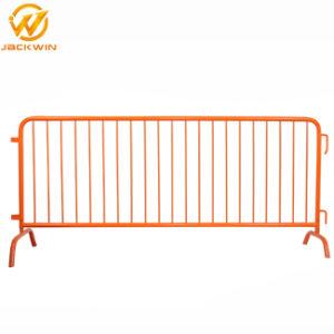 Caso cerca, sistema de barreira portátil, as barreiras da Barragem de controlo de multidões
