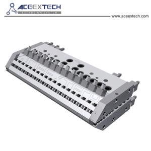 PVC Tuile trapézoïdal de ligne de production
