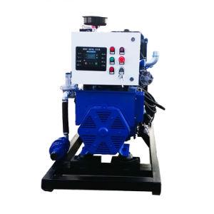 Generator van het Propaan van de hoge Efficiency de Met water gekoelde Draagbare