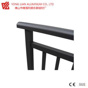 Geen Omheining/Vangrail/Leuning/Traliewerk van het Aluminium van Insecten