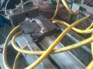 연약한 PVC 밀봉 지구 기계 가격