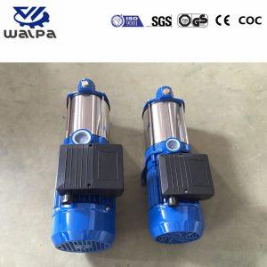 S. S. la lumière de la pompe centrifuge à plusieurs degrés horizontal