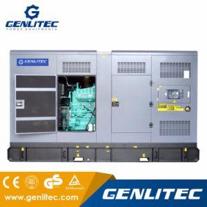 200kVA 250kVA e 300 kVA 400kVA 500kVA eléctrico Cummins Potência Silenciosa gerador diesel