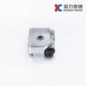 2V DC de alta velocidad bajo el par motor de engranajes