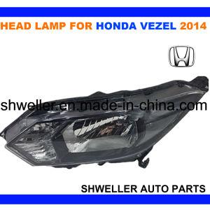 Lâmpada de cabeça automático para a Honda Vezel 2014 o farol dianteiro