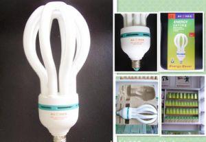 Lotus el ahorro de energía lámpara fluorescente de luz,